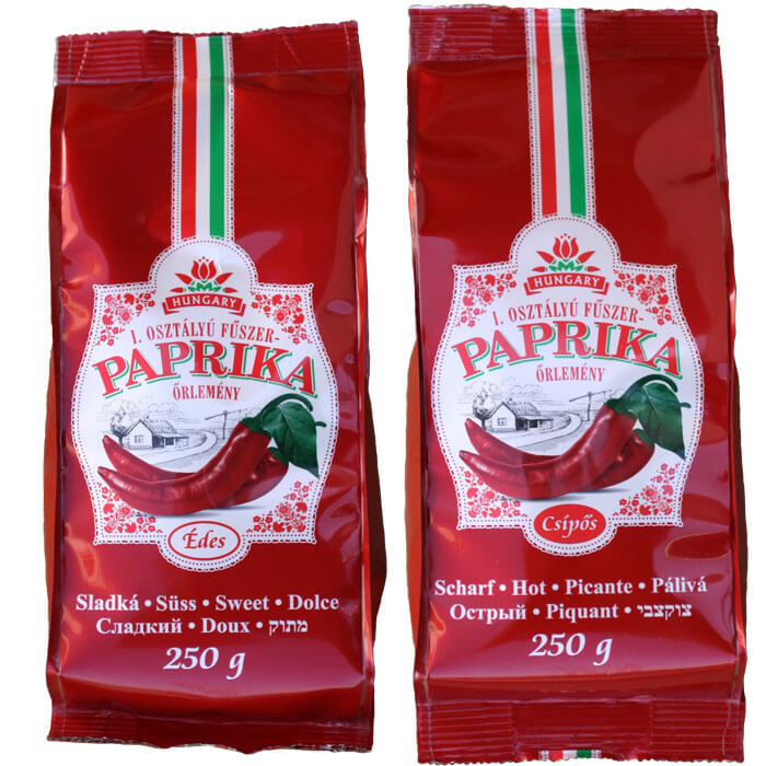 Paprika GURMAN MIX 250 G
